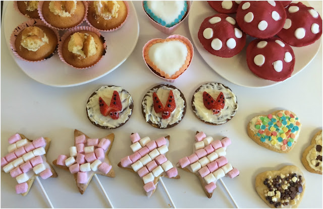 Ben and Holly's elf and fairy Party Time #recipes