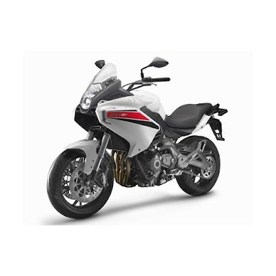 Benelli TNT 600 GT view