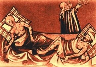 Você sabe o que foi a peste negra?