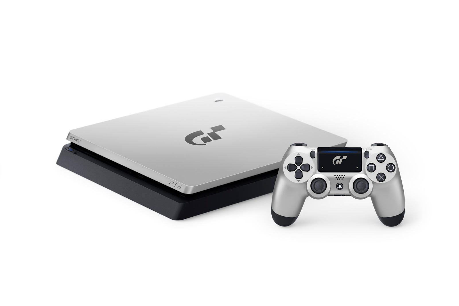Se anuncia PlayStation 4 de edición limitada de Gran Turismo Sport
