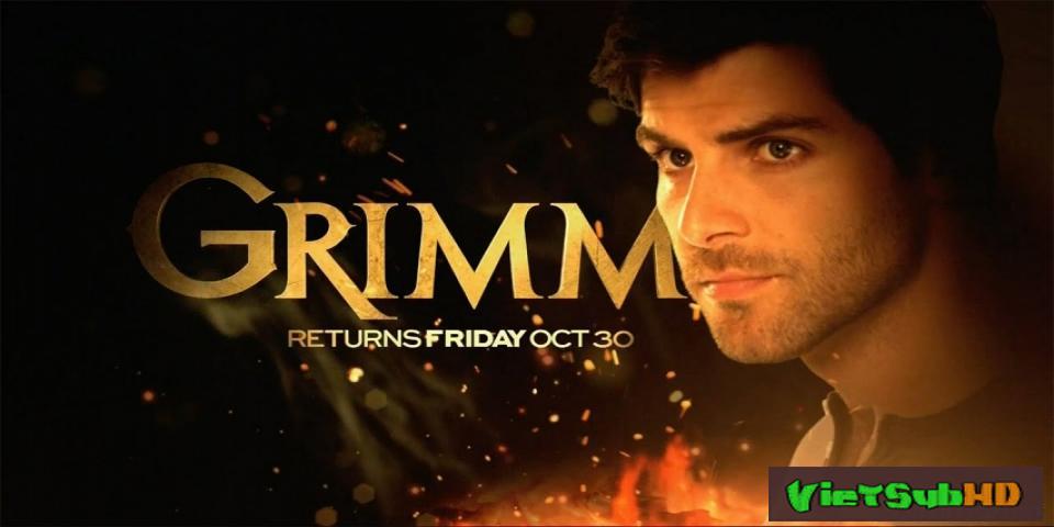 Phim Săn Lùng Quái Vật 5 Tập 21/22 VietSub HD | Grimm (season 5) 2015