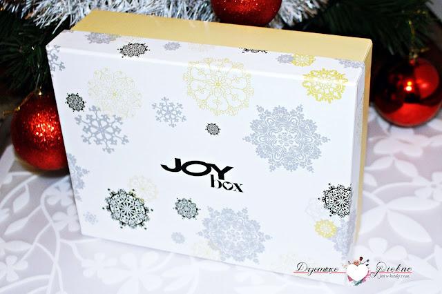 JOY BOX XMAS - Grudzień 2016 - Świąteczny Box Kosmetyczny