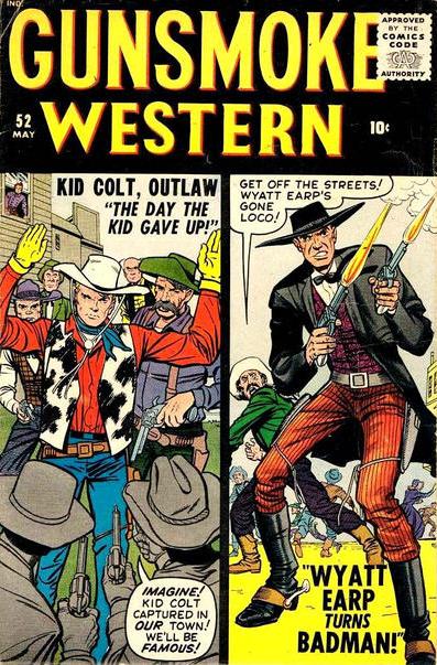 Gunsmoke Western Kirby