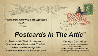 grab button for Postcards In The Attic on Etsy
