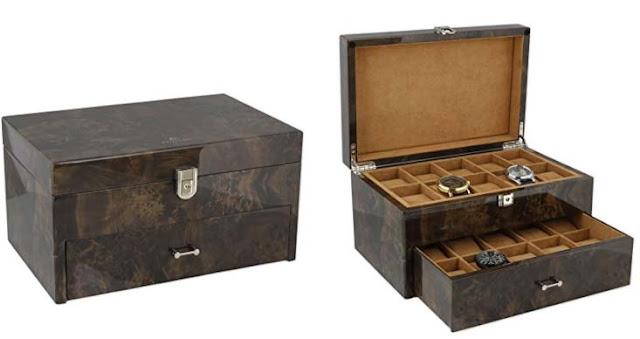 caja para relojes