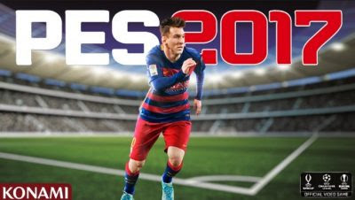 Download Game PES 2017 For Android APK + OBB Data