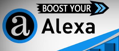 Trik Meningkatkan Alexa Rank dengan Cepat Tanpa Menggunakan Toolbar