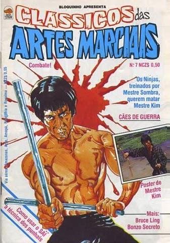 Clássicos das Artes Marciais bloch bruce ling