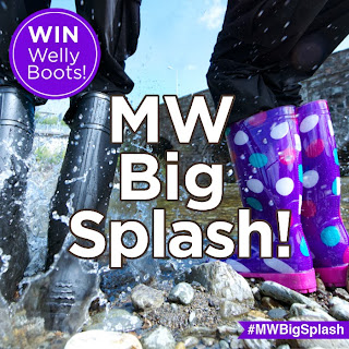Mountain Warehouse Big Splash #MWBigSplash