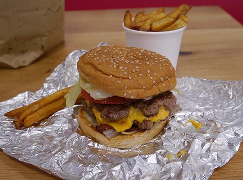 Five Guys Double Bacon Cheeseburger Nutrition Facts ...