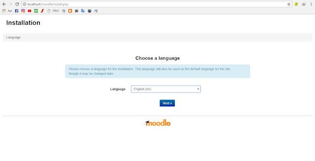 Tutorial Lengkap Instalasi Moodle di Windows
