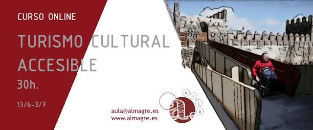 Duración 30 horas. Del 13 de junio al 6 de julio. aula@almagre.es  www.almagre.es