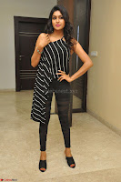Akshida in Black Tank Top at Kalamandir Foundation 7th anniversary Celebrations ~  Actress Galleries 121.JPG