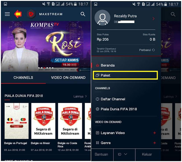 Cara Daftar Paket VideoMax Telkomsel 30GB Hanya Rp10