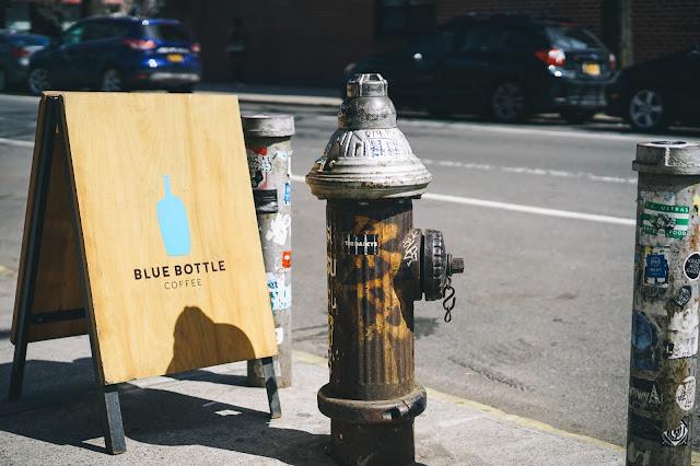 ブルー・ボトル・コーヒー(Blue Bottle Coffee)