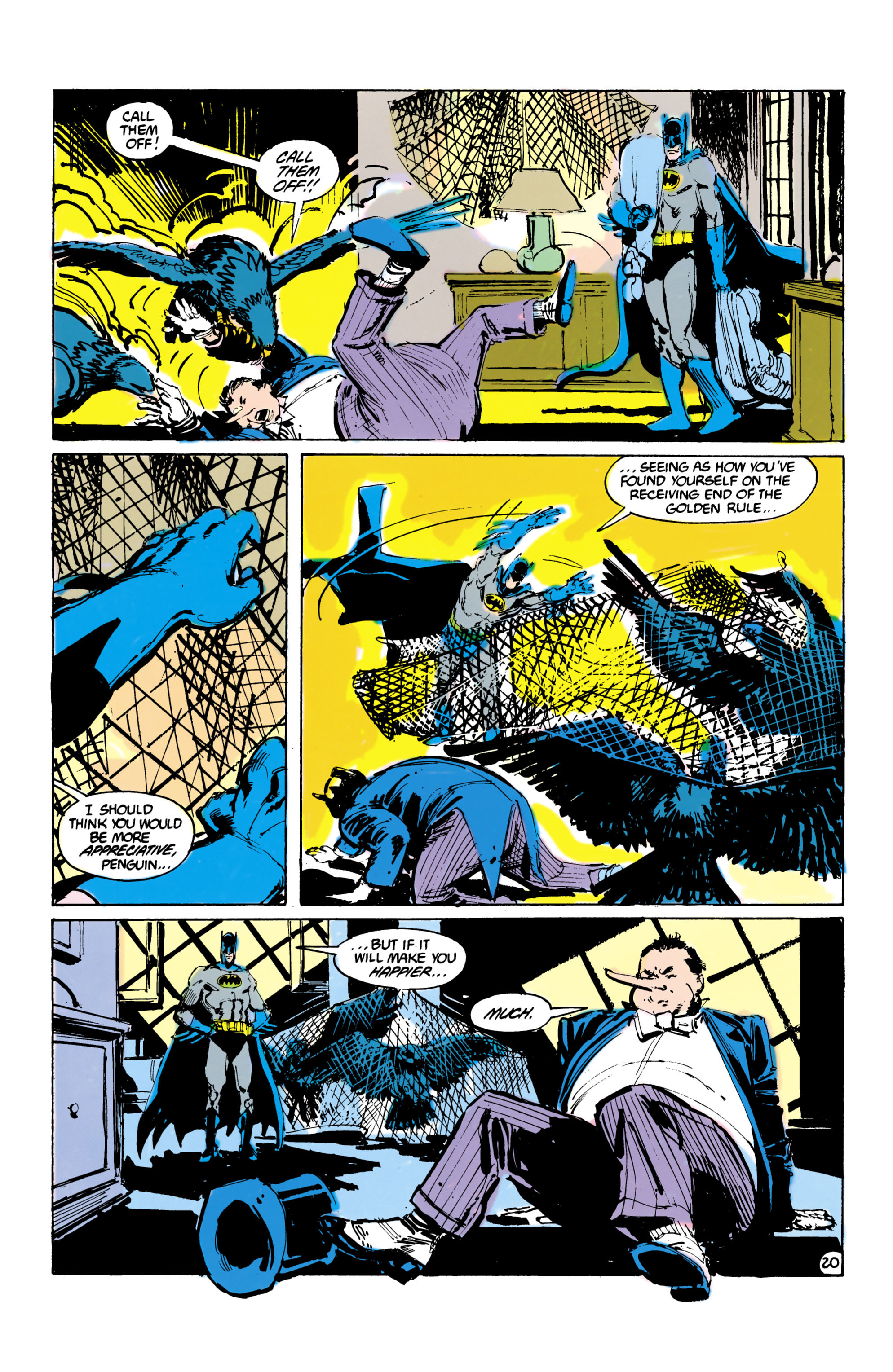 Detective Comics (1937) 568 Page 20