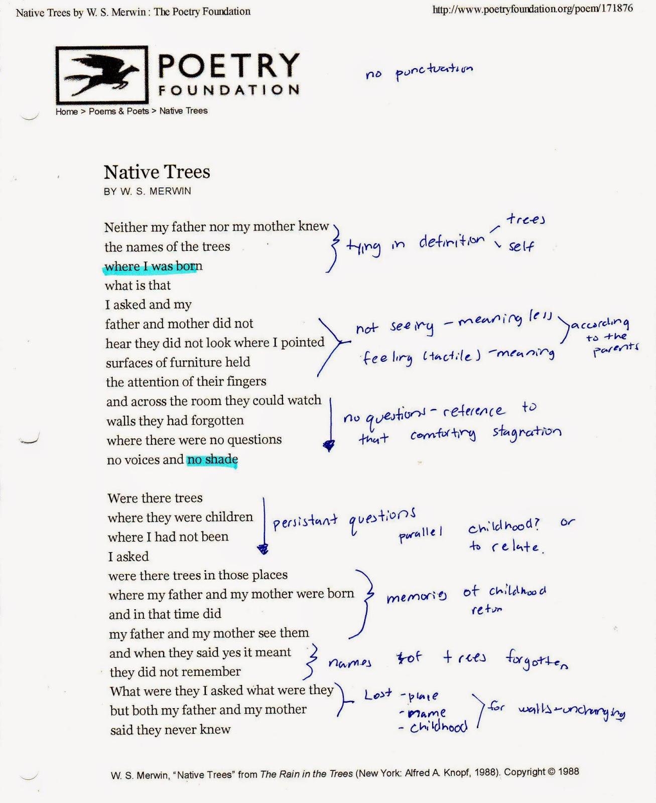 Poetry Explication On One Art  rheingau.com
