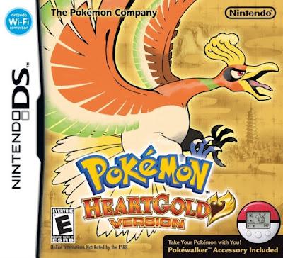 pokemon heartgold download