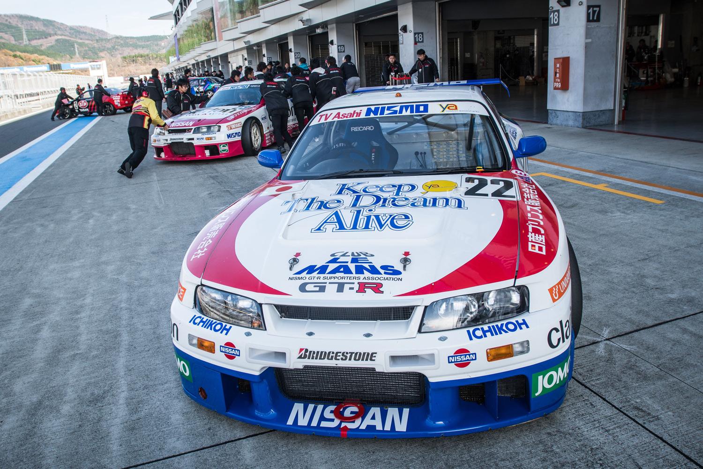 Τα Nissan GT-R's ήταν… παντού στο 20ο Φεστιβάλ NISMO