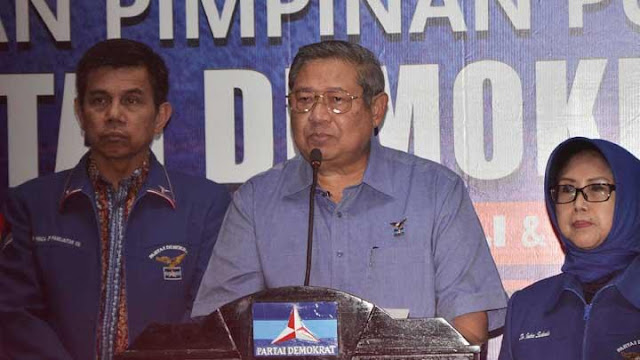 Mengharukan! Bapak SBY Curhat Lagi, Kali Ini Soal Megawati dan Jokowi....