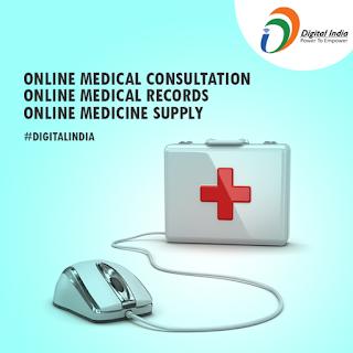 E-hospital under Digital India Initiative