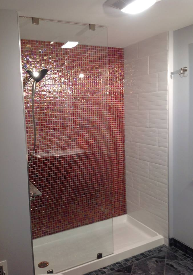 the tile shop design by kirsty customer photos a bright and cheery bathroom in rochester ny