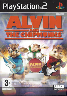 Alvin and the Chipmunks PAL PS2