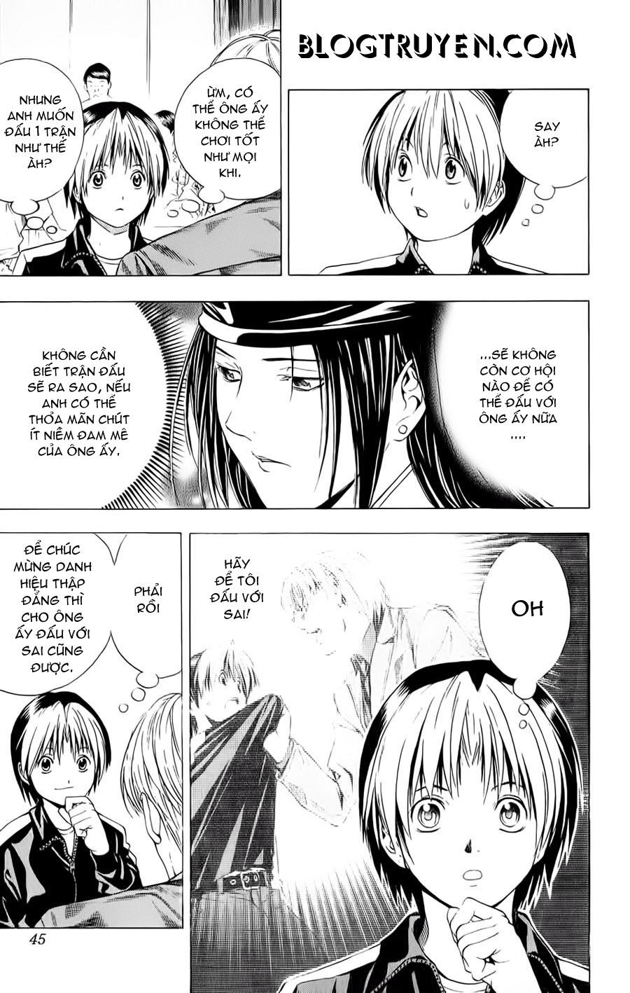 Hikaru No Go hikaru no go chap 123 trang 18