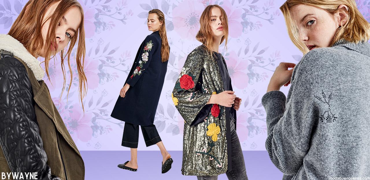 Moda otoño invierno 2019 sacos, tapados, camperas otoño invierno 2019 Rapsodia │Ropa de mujer de moda otoño invierno 2019.