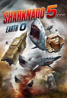 Sharknado 5 – Voracidade Global (2017) Blu-Ray 2 Dublado
