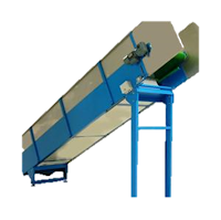 New loading conveyors