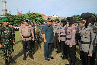 Polres Ciko Dan Pemkot Cirebon Jamin Keamanan Pemilih Pada Pemilu 2019