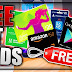 "Top 10 Apps for Winning free gift cards ""Amazon, iTunes, Paypal, Steam, etc.."""