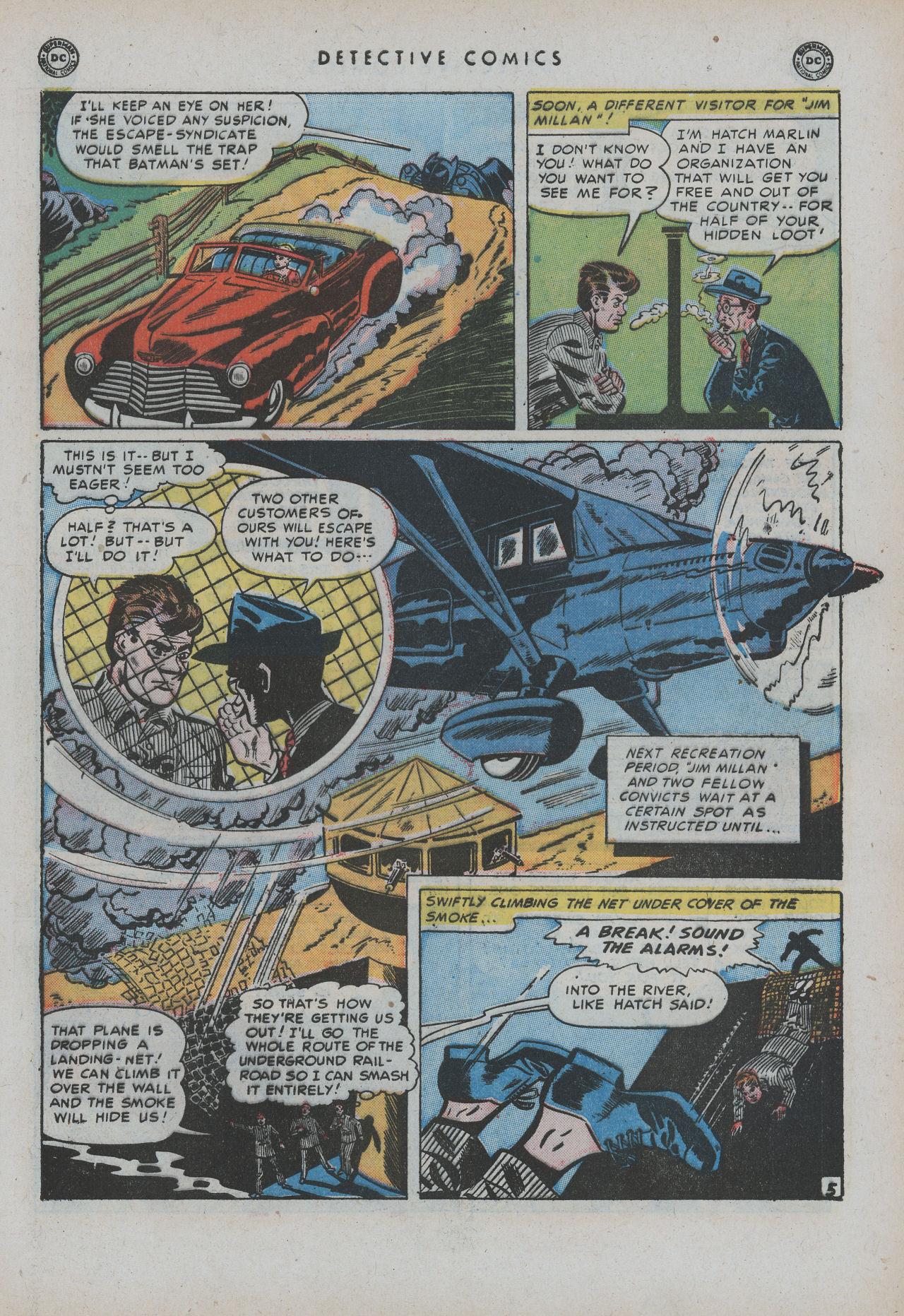 Read online Detective Comics (1937) comic -  Issue #154 - 7