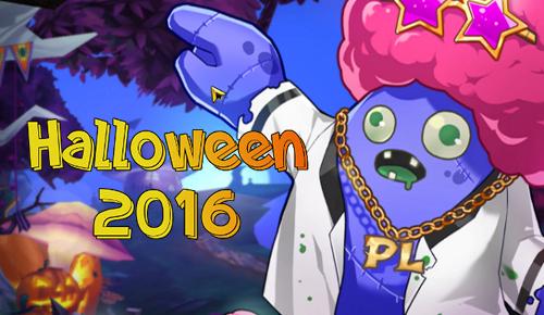 Elsword Halloween