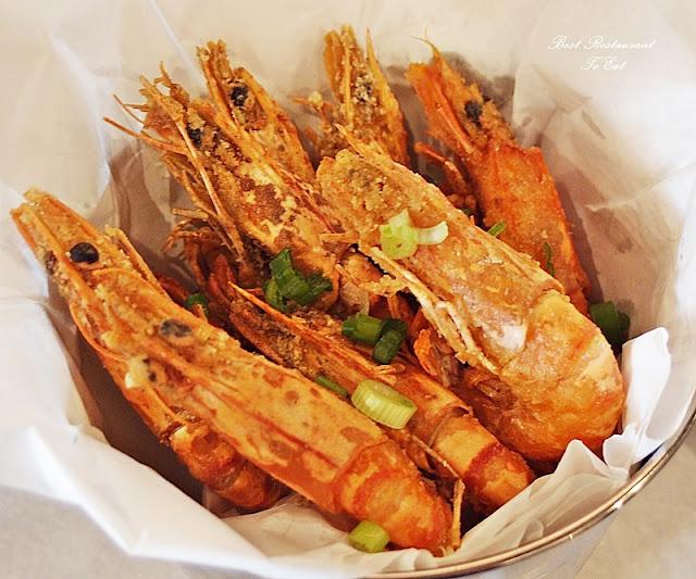 Kai's Plato Seafood Restaurant Cajun Fried Shrimp