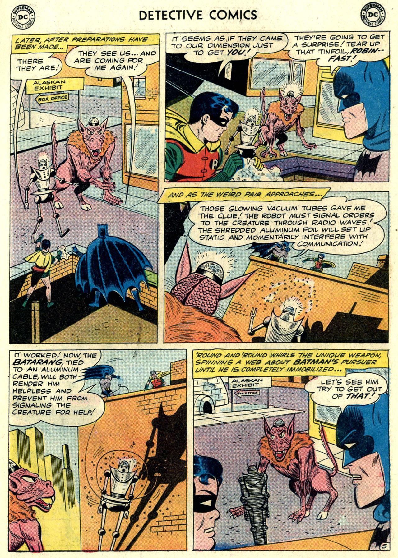 Detective Comics (1937) 279 Page 6