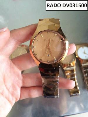 đồng hồ rado dv031500