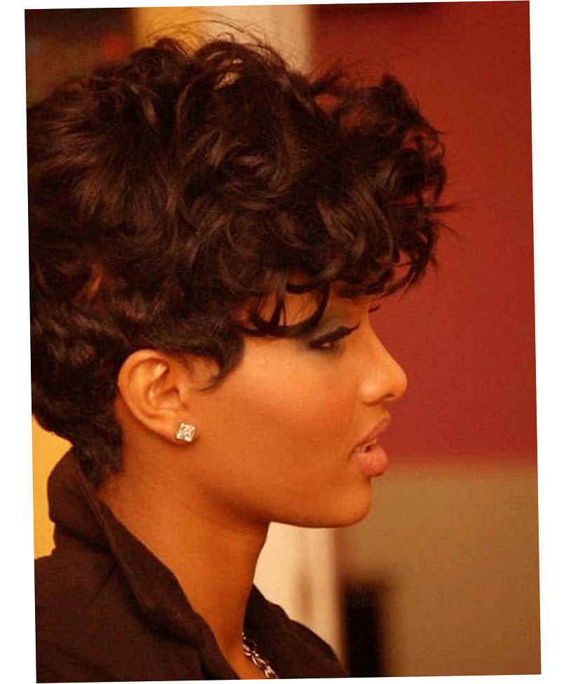 2016 Black Short Haircuts Hairstyles  Ellecrafts