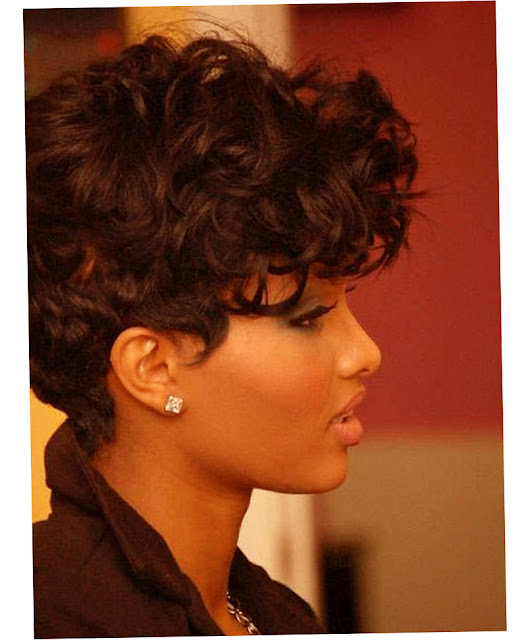 Black Short Hairstyles 2016 Pictures