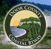 This website endorsed by: <br>Door County Coastal Byway