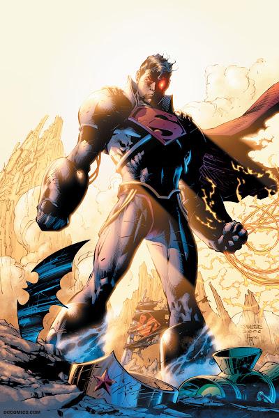superboy prime comics