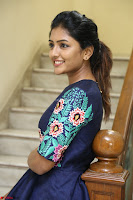 Eesha Looks super cute stunning in Denim Jeans and Top at Darsakudu movie Inerview ~  Exclusive 041.JPG