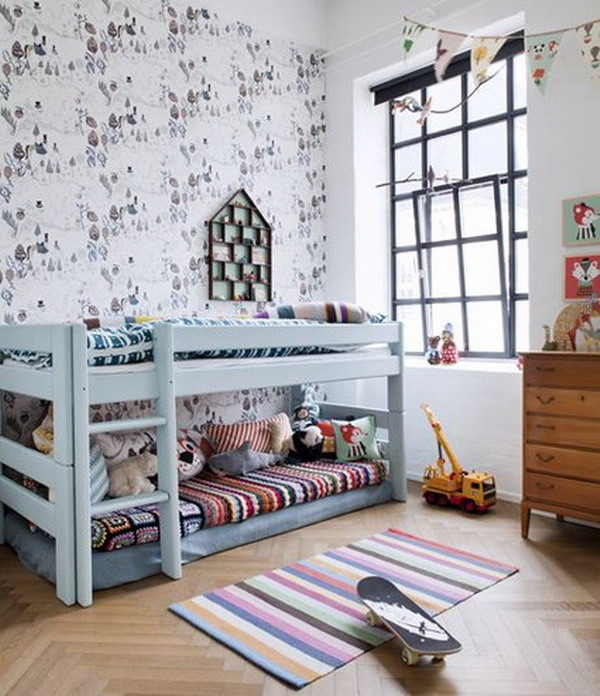 5 Shared Children's Bedrooms 4