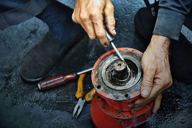 Hydraulic Pump Repairs