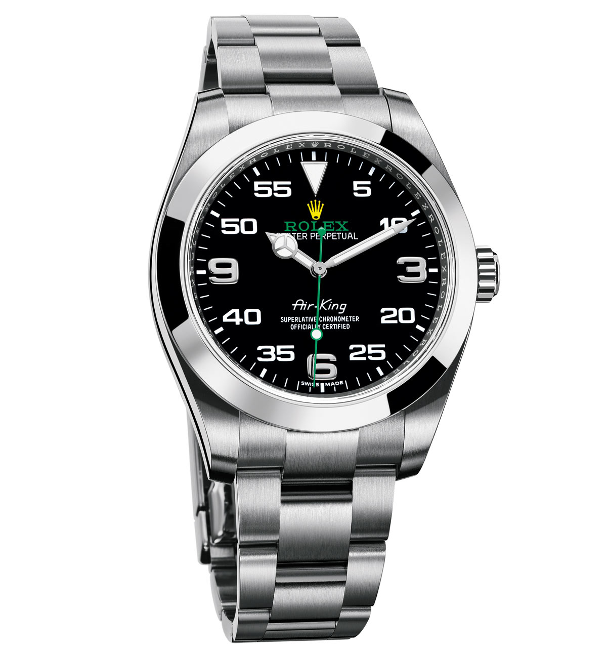 rolex oyster perpetual air king ref 116900 time and watches the watch blog. Black Bedroom Furniture Sets. Home Design Ideas