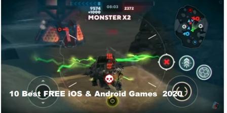 10 Game Android & IOS Terbaik Gratis 2020