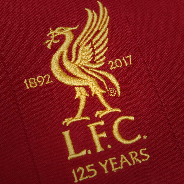 Wallpaper Arsenal Hd Liverpool 17 18 Home Kit Released Footy Headlines