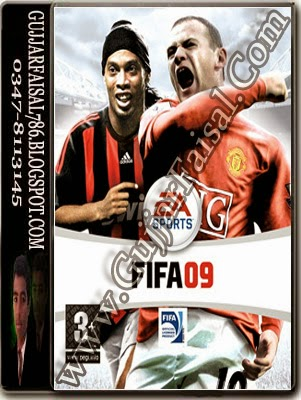 For disk: fifa 09 pc game free download highly compressed full version.