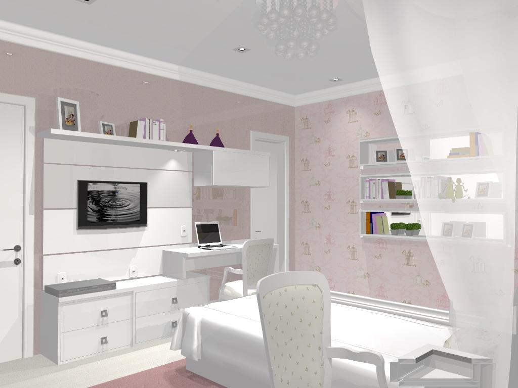Mesa De Estudo Para Quarto Com Painel Redival Com ~ Home Tv Quarto Casal Com Painel Quarto Infantil